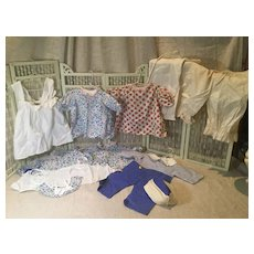 11 Pieces of Raggedy Ann and Andy Clothes