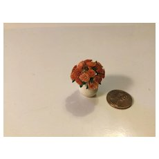 Artist Done Finely Created Doll House Floral Arrangement