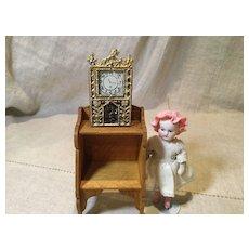 Wonderful Doll House Pendulum Clock