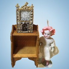 Wonderful Doll House Pendulum Clock
