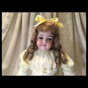 "26"" Lovely AM 390 Doll-DIsplay Ready"
