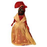 Vintage Nipple Doll Mammy Type