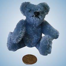"""3-1/2"""" Steiff Vintage Jointed Teddy Bear"""
