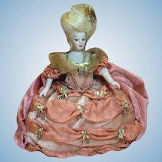 Artist Madame Pompadour 1/2 Doll Version