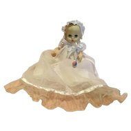 Vogue Ginnette in Christening Gown Set