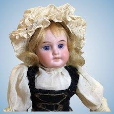 AM 1894 Cabinet Size Doll in Regional Garb