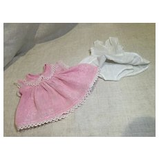 """11"""" to 12"""" Doll Dress & Combination Set for Tiny Tears and Friends"""