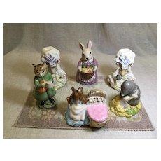 Beswick Beatrix Potter Figures Assortment