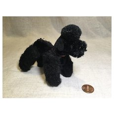 Smallest Steiff Snobby Poodle-Great for a French Fashion Pet