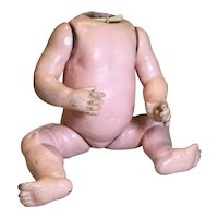 Very Nice Character Baby German Body-Original Finish