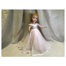 "Early 1950s Alexander 14"" Maggie in Original Gown"