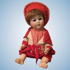 """10"""" Heubach 10532 Character Baby"""
