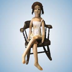 "Rare 36"" Boudoir Lenci Doll-1920s"