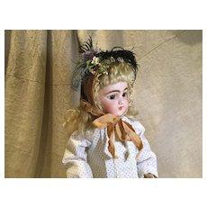 """Handwerck 109-7-1/2 German Doll at 16"""" Tall"""