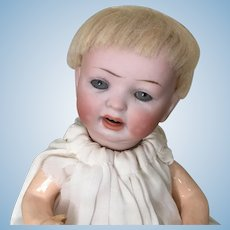 "Petite 8"" Hertel and Schwab Character Baby"