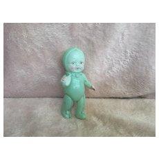 Vintage Celluloid Kewpie Type of Baby Figure