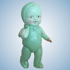 Vintage Celluloid Kewpie Type of Baby Figure