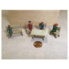 Wee Wooden Erzgabirge Set