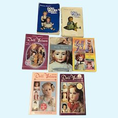 7 Price & Identifying Doll Guides-Smith, Moyer, DeFeo & Stover