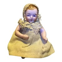 Wee All Bisque Baby Doll-Candy Baby Type