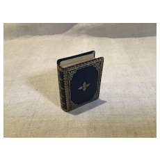 "Miniature ""Book"" of a Deck of Cards"