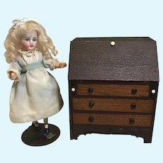 Charming c.1860s Drop Front Desk-Sample Piece