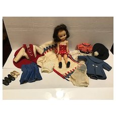 """Vintage AC Betsy McCall in 8"""" Size & Clothes"""