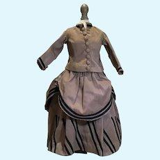 Vintage 3 Piece French Fashion Suit