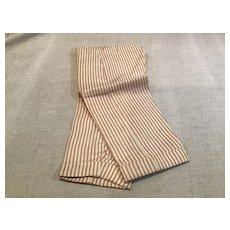 Best Salesman Sample of Twilled Pants