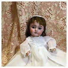 """Charming 11"""" Kestner 143 on Great Toddler Body"""