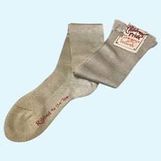 C.1900 Unused Child's Stockings