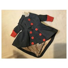 19c. Fitted Jacket for Fashion Doll, China head
