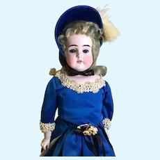 COD Mold 1896 Shoulder Head Doll