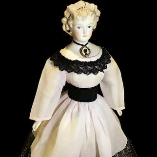 1963 Lee Ed Parian Type Doll
