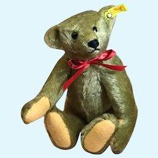 """Vintage Steiff Mohair Jointed Teddy-12"""""""