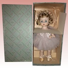 Madame Alexander-kins Ballerina in box