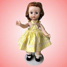 Madame Alexander-Kin Doll tagged
