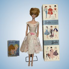 Dressed Doll Vintage Barbie Garden Party Mint in Box