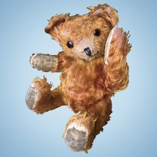 Adorable antique Jointed Mohair Teddy Bear