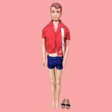 Nice Bend Leg Allan Doll all original