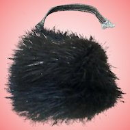 American Character Betsy Mccall doll mink muff
