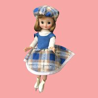 Gorgeous Betsy Mccall Doll Ice Skater Near Mint