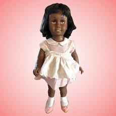 Beautiful black Chatty Cathy Doll 1960'd