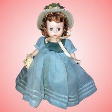 Madame Alexander-kins Blue Danube 1950's