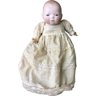 Antique Bye Lo Baby Bisque doll
