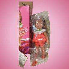 Ideal Cinnamon Doll mint in box
