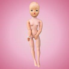 Madame Alexander Cissy Doll 1950's Perfect Body