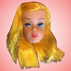Vintage Color Magic Barbie Head- Beautiful