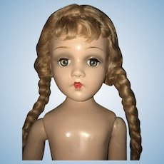 "Madame Alexander Composition 21"" Doll"