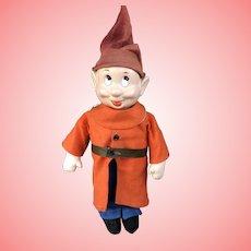 Madame Alexander Snow White Dopey doll tagged